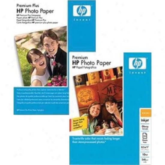 Hp Premiumplus Pho Ppr 5 X 7