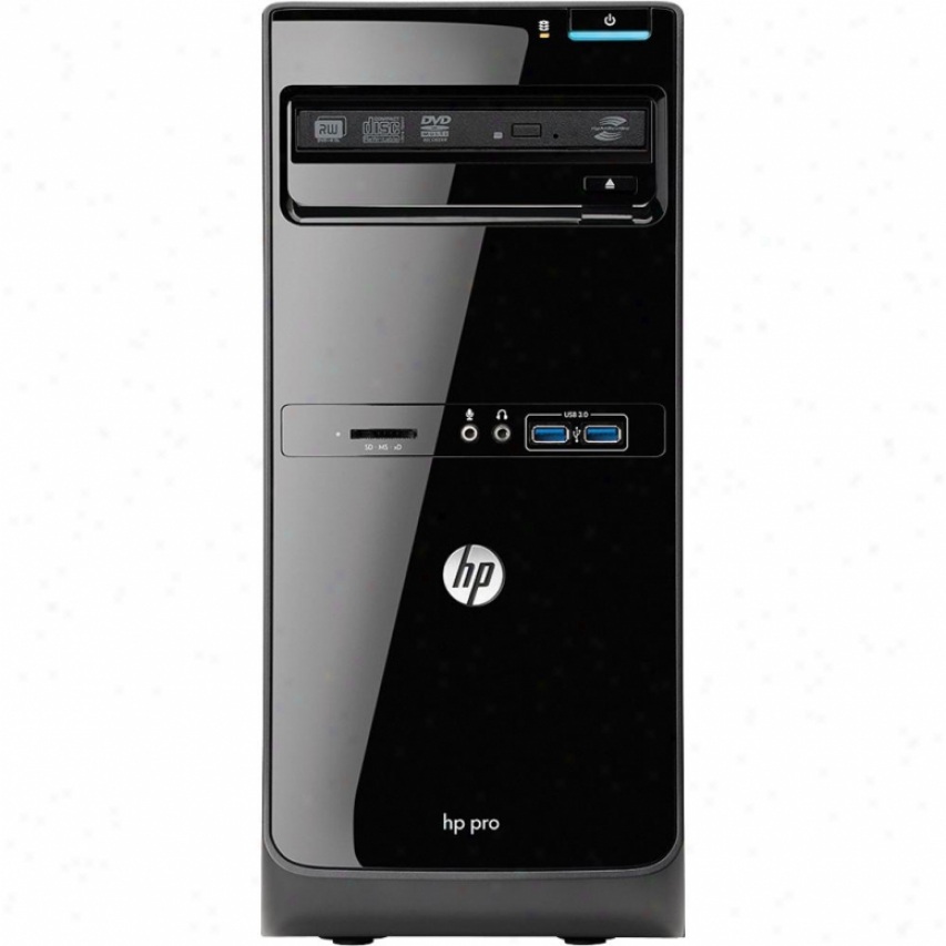 Hp Pro 3405 Microtower Pc Xz935ut