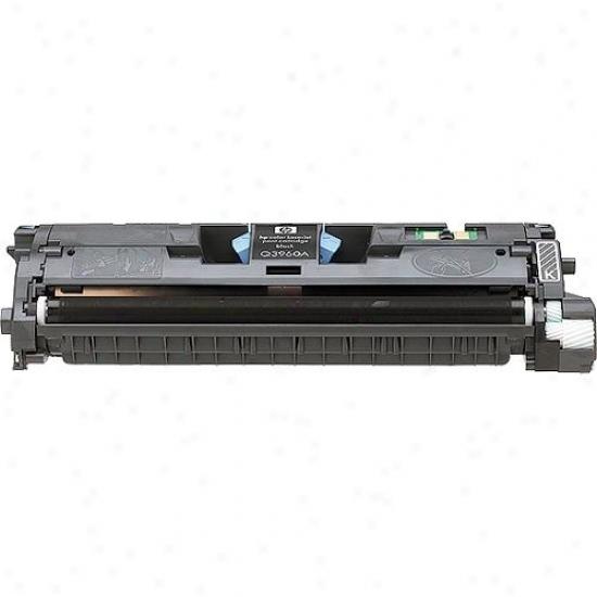 Hp Q3960a Black Toner Cartridge For Lj2550 Printer