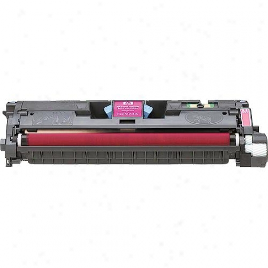 Hp Q3963a Magenta Toner Cartridge For Lj2550 Printers