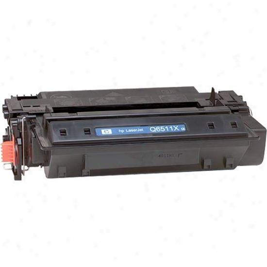 Hp Q6511x Laserjet 11x Smart Black Maximum Capacity Toner Cartridge