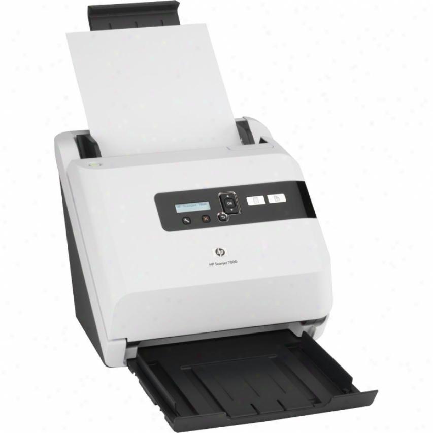 Hp Scanjet 7000 Sheet-feed Scanner - L2706a