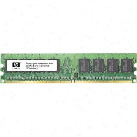 Hp Smart Buy 4gb 2rx8 Pc3-10600e-9 Memory Kit