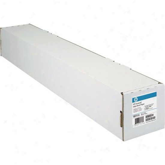 Hp Umiversal Bond Paper - 36 Inches X 150 Foot Roll