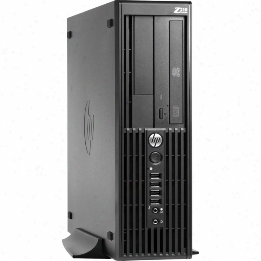 Hp Z210 Sff Workstation Desktop Pc - Va814ut