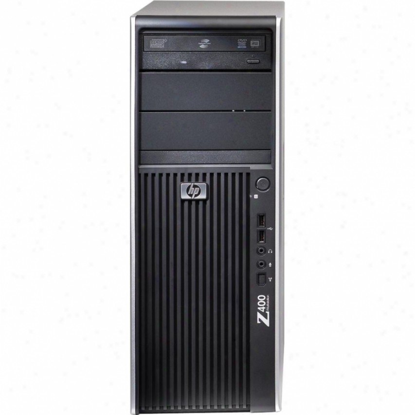 Hp Z400 Workstation Desktop Pc - Va823ut