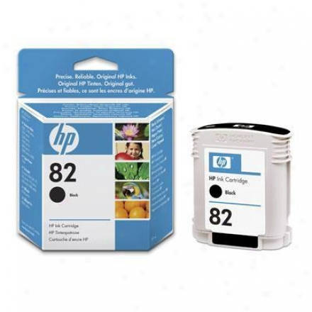 Hp82 Black Ink Cartridge