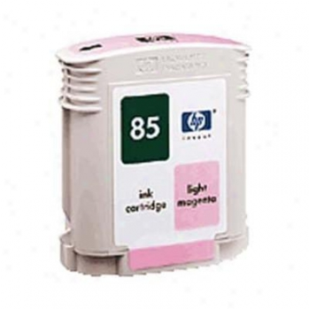 Hp85 Light Magenta