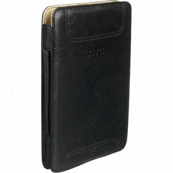 Htc Leather Pouch With Pen Owner For Htc Flyer Tablet
