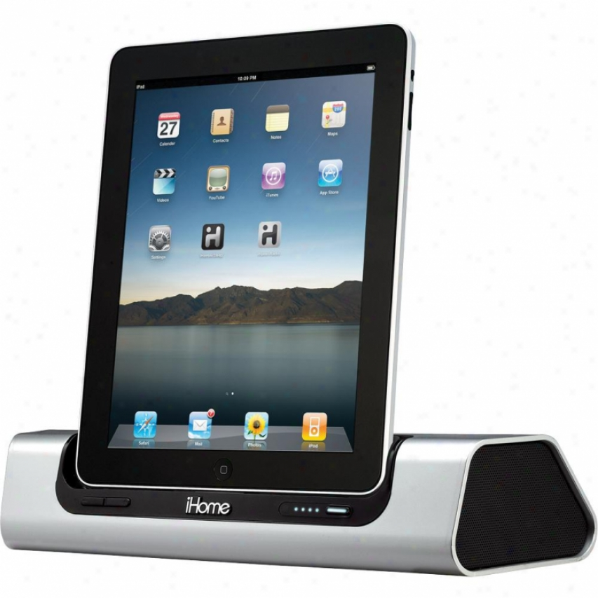 Ihome Id9s Portable Speaker Scheme For Ipad, Iphone, And Ipod