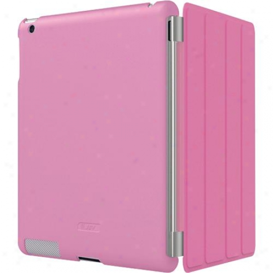 Iluv Icc822 The Smart Back Cover For Ipad 2- Pink