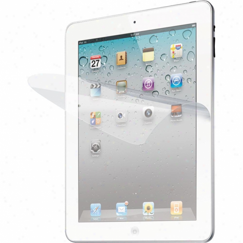 Iluv New Ipad Glare-free Screen Protector Icc1198