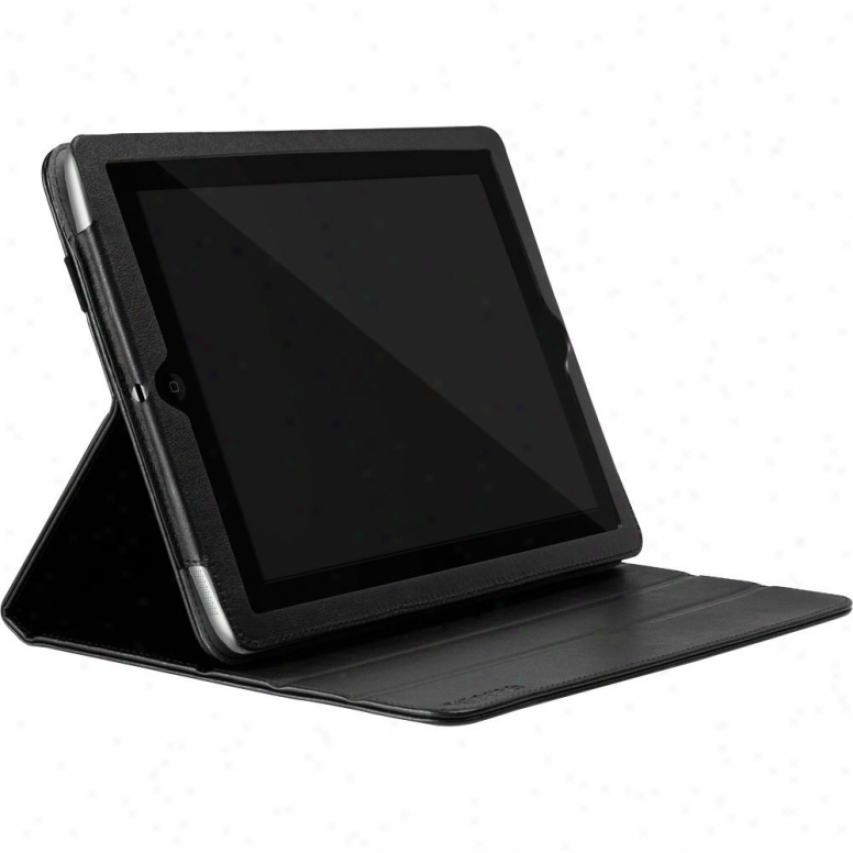 Incase Book Jacke5 For Ipad 2 And 3 - Black - Cl57923