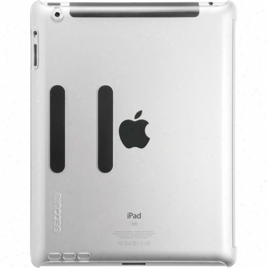 Incase Magnetic Snap Case For New Ipad 3 - Clear Frost lC60136