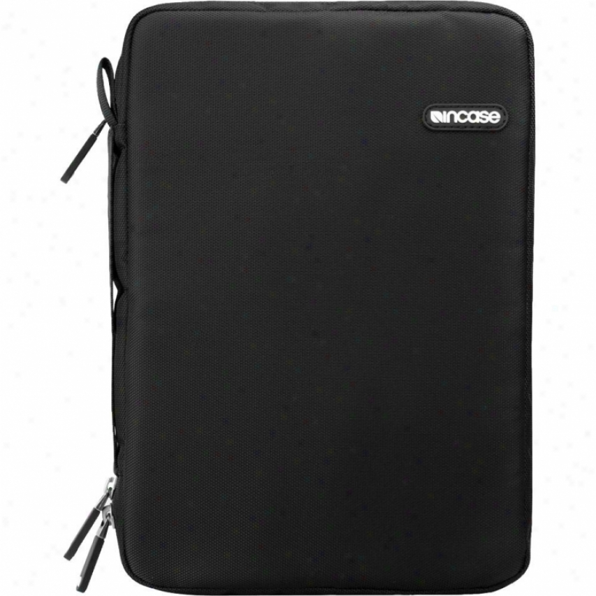 Incase Travel Kit Plus For Ipad - Cl57513 - Black