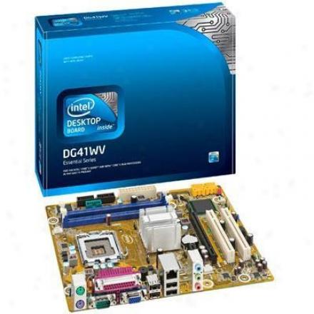 Intel Dg41wv Vital Series Micro-