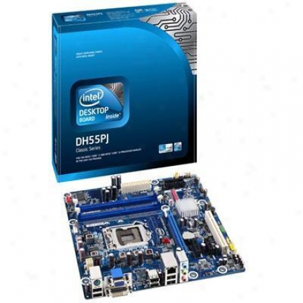 Intel H55pj Uatx Ddr3-1333 Board