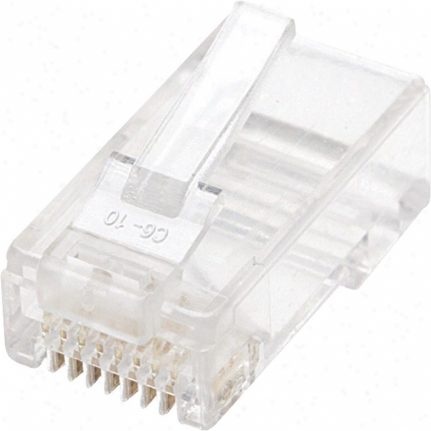 Intellinet 3 Prong Cat6 Modular Plugs