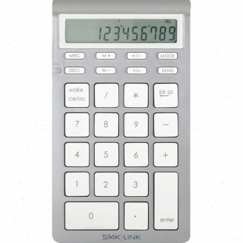 Interlink Bluetooth Calculator Keypad