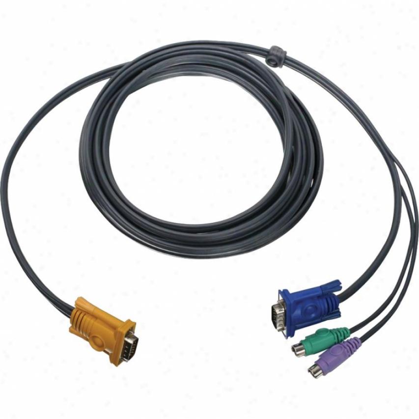 Iogear 6' Ps2 Vga Kvm Cable