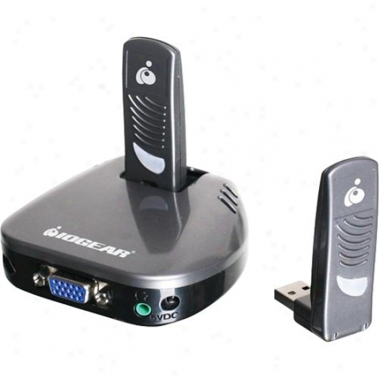 Iogear Guwavkit2 Wireless Hd Computer To Tv Kit