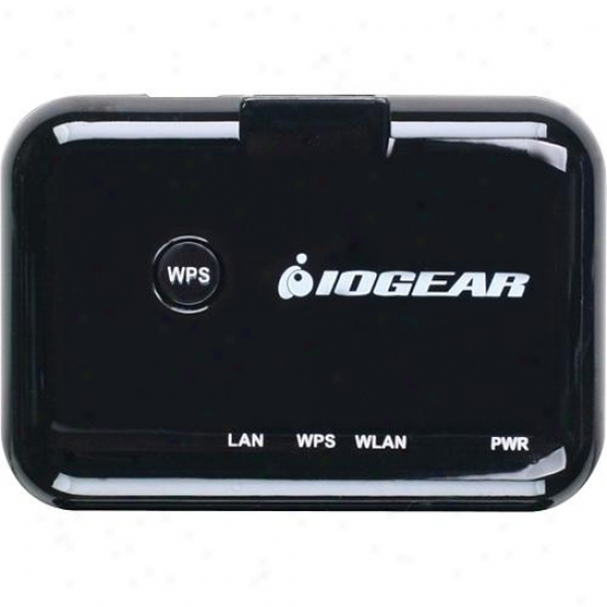 Iogear Gwu627 Universal Wireless N Adapter