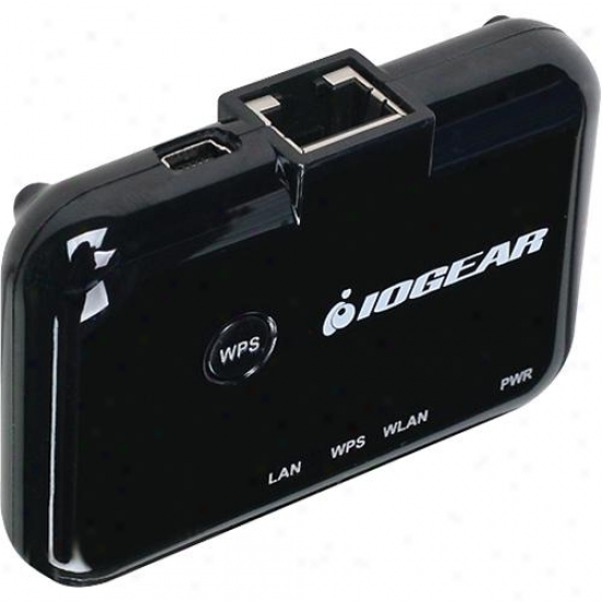 Iogear Universal Wi-fi N Adapter - Gwu627w6