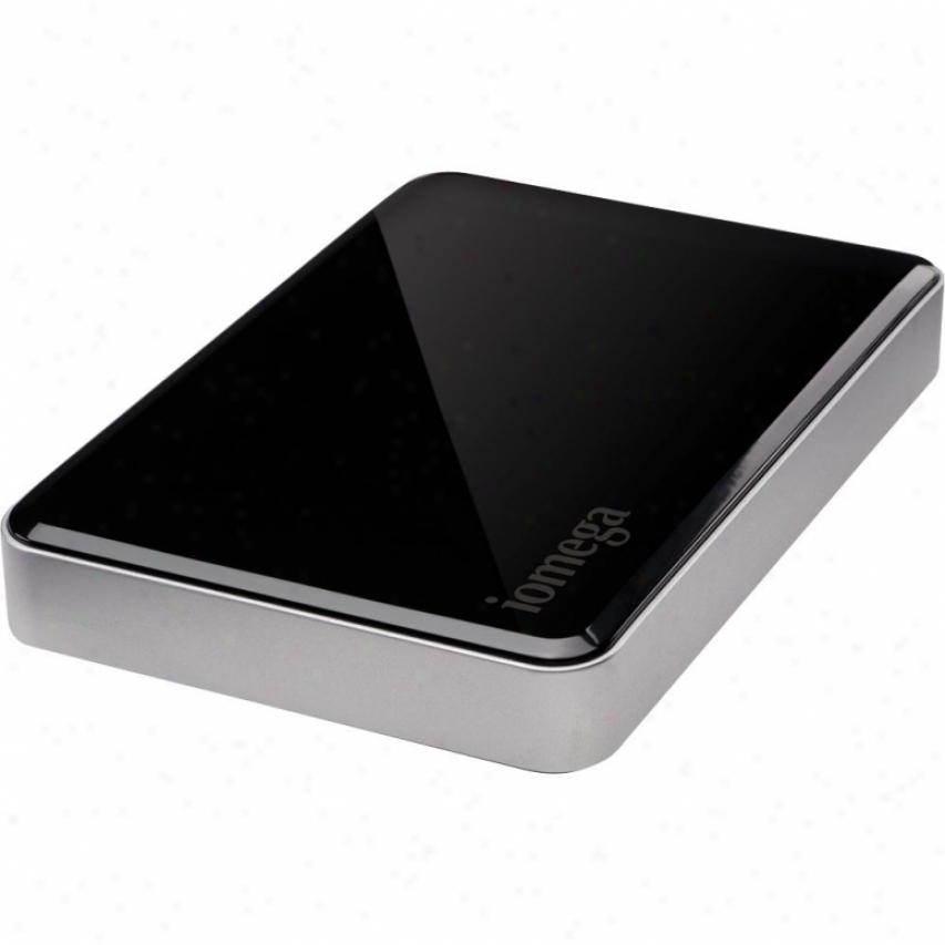 Iomega Ego 500gb Movable Hard Drive - Mac Edition