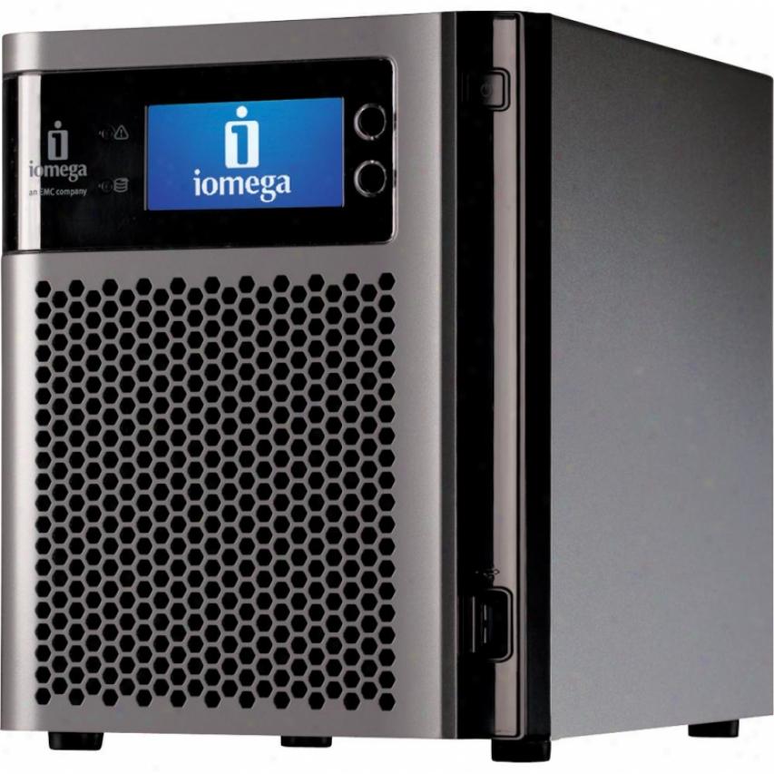 Iomega Storcenter Px4-300d 12tb (4 X 3tb) Nas Server - 35975