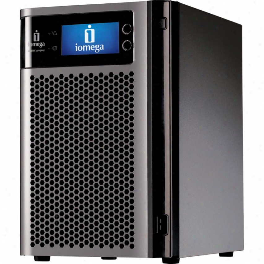 Iomega Storcenter Px6-300d 6tb (6 X 1tb) Nas Server - 35658