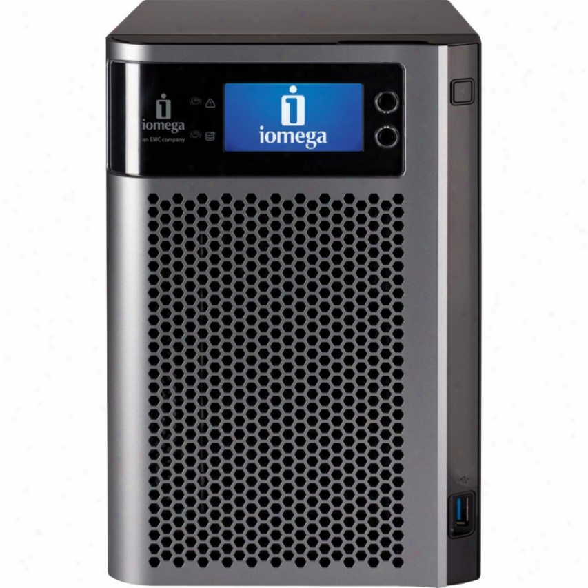 Iomega Storcenter Px6-300d 6tb (6 X 1tb) Nas Server - 35983