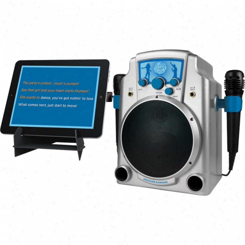 Ion Karaoke System For Computer & Ipad Iuk1