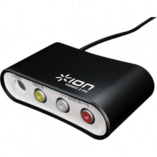 Ion Video2pc Anlaog To Digital Video Converter