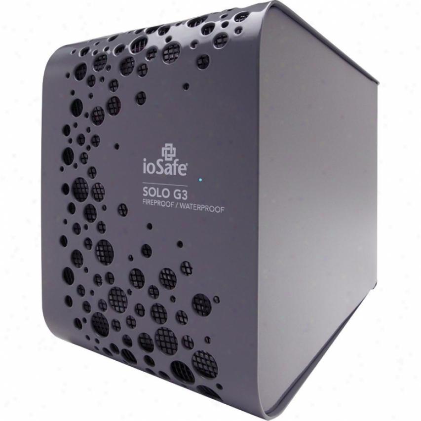 Iosafe Solo G3 1tb External Hard Drive