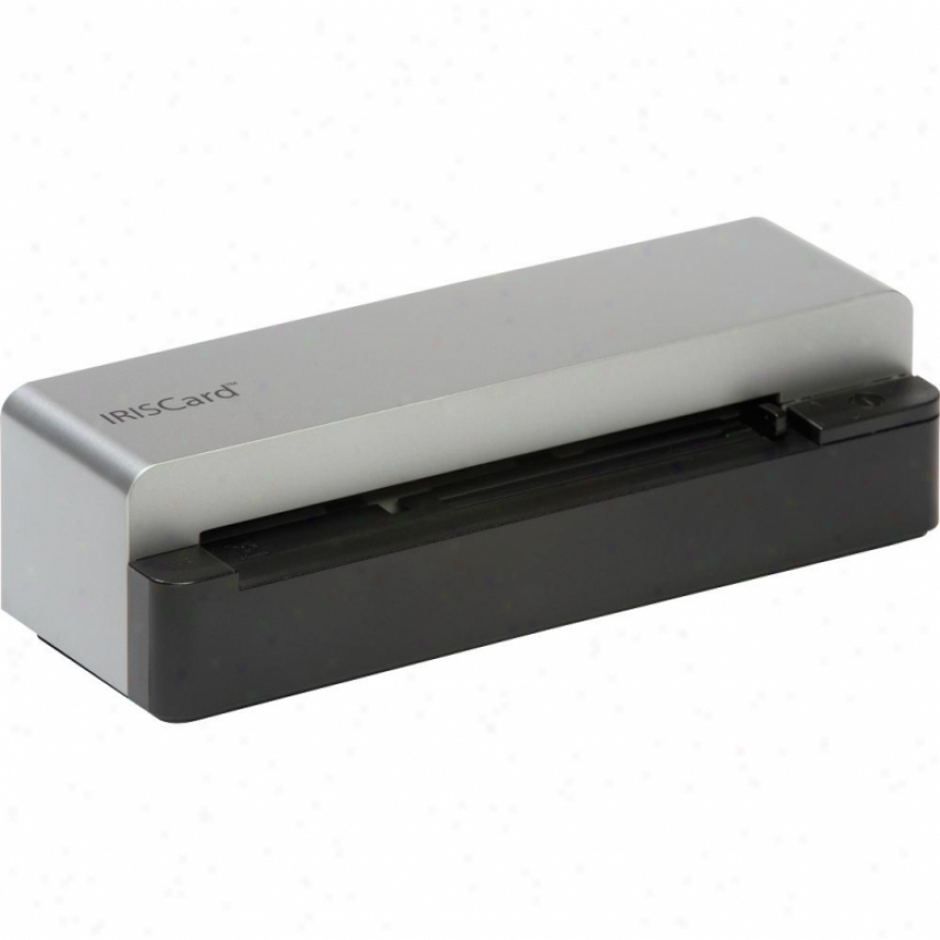 I.r.i.s. Iriscard Anywhere 4 Business Card Scanner
