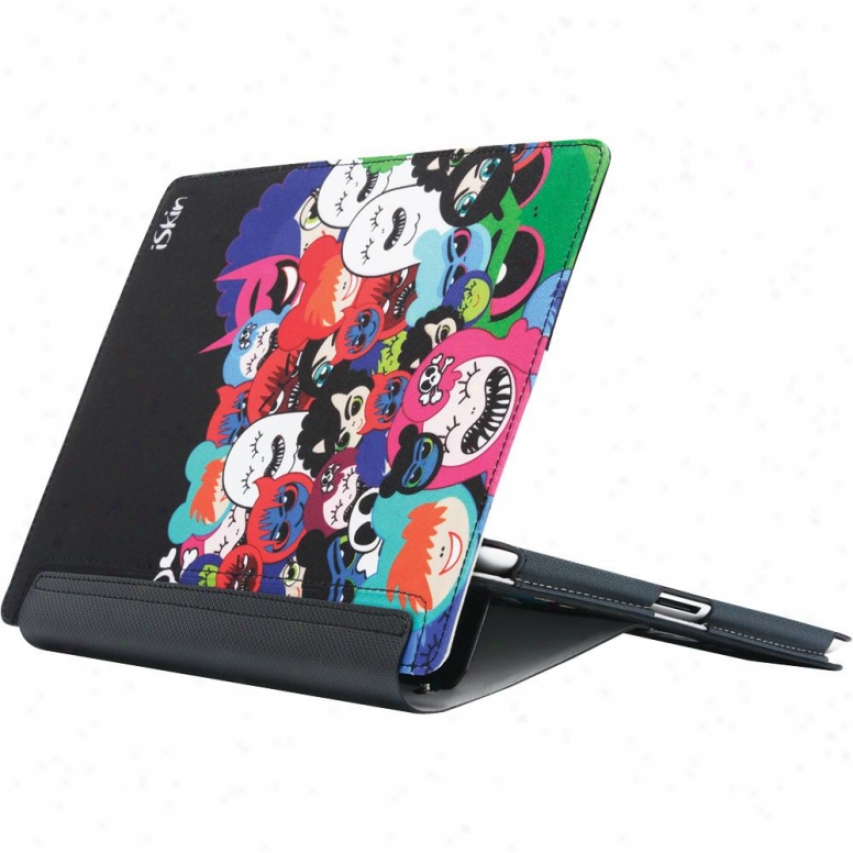 Iskin Happy Friends Folio For Ipad2