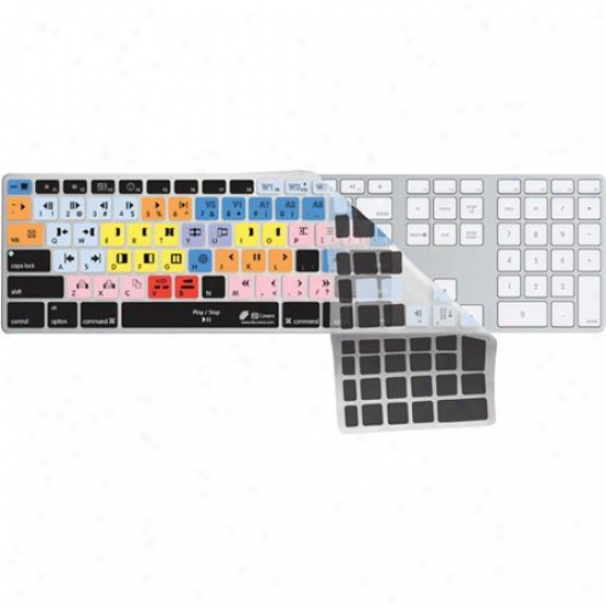 Kb Covers Avid Media Composer Keyboard Cover For Apple Ultra-thin Keyboard