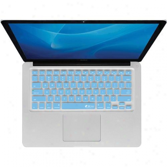 Kb Covers Keyboard Cover For Macbook- Blue Checkerboard