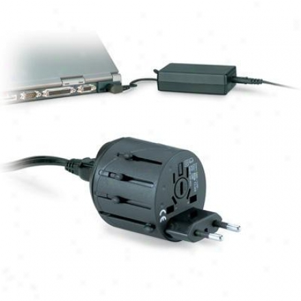 Kensington International Plug Adapter