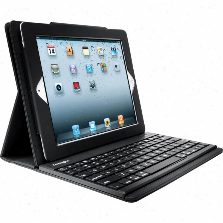 Kensington Keyfolio Pro Performance Keyboard Case For Ipad 2