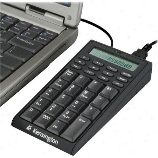 Kensington Nb Keypad/calcul.with Usb Hub