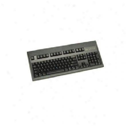 Keytronics Blacj Usb Keyboard-rohs Compli