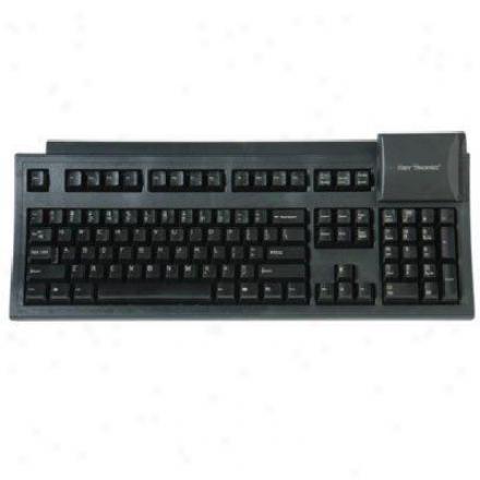 Keytronics Ibm Std Layout Usb Keybd Black