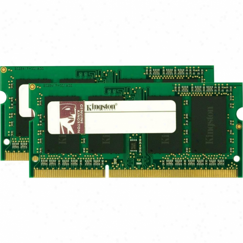 Kingston 8gb (2x4gb) 240-pin Ddr3 So-dimm Notebook Memory - Kta-mb1066k2/8g