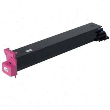 Konica Mc7450 Toner Magenta120v