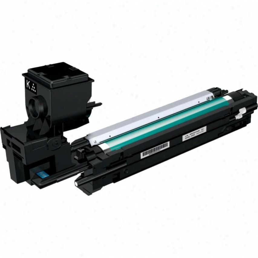 Konica Minolta A0wg02f High Capacity Toner Cartridge - Black
