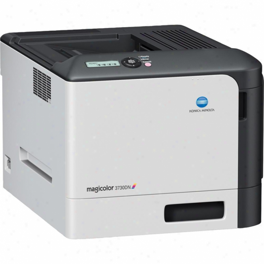 Konica Minlta Magiolor 3730dn Color Laser Printer