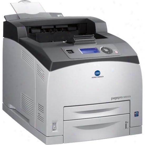 Konica Minolta Pp5650en Pagepro 5650en Laser Printer