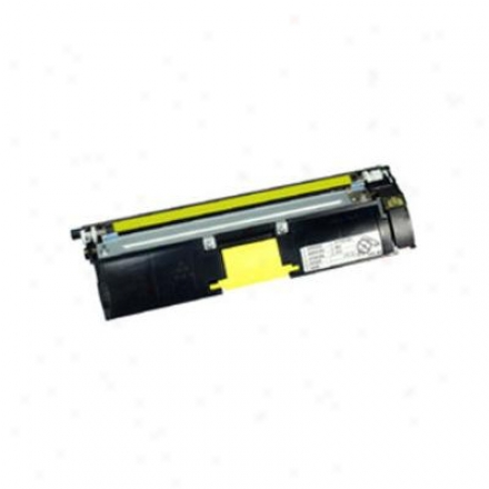 Konica Yellow High Cap Toner/2400w