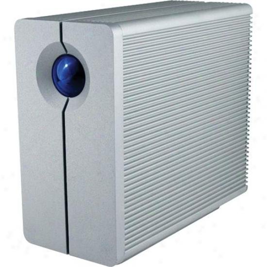 Lacie 301432u 4tb 2big Quadra (2-disk Raid) Extrinsic Hard Drive